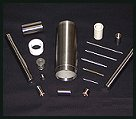 Thru-Feed Grinding - Parts