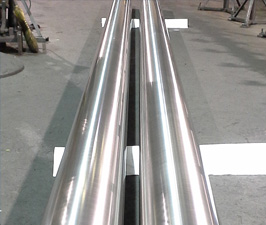 Stainless Steel Boat Propeller Shafts for the Marine Industry
